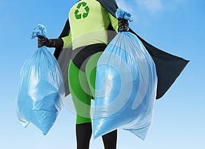 My Tall Tale about the Garbage Man Sherman