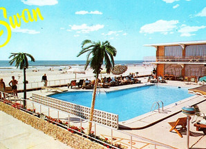 Pool Paradise in the Nostalgic Realm of Wildwood Crest, NJ