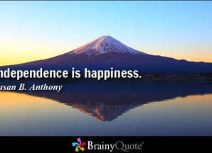 Our Unique Path Toward Embracing Independence