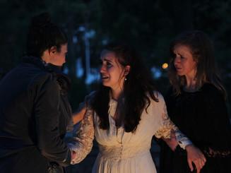 Irina, THREE SISTERS