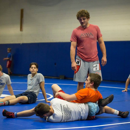 #32: Ben Askren on the importance of relationships in coaching: How did your best coaches treat you?