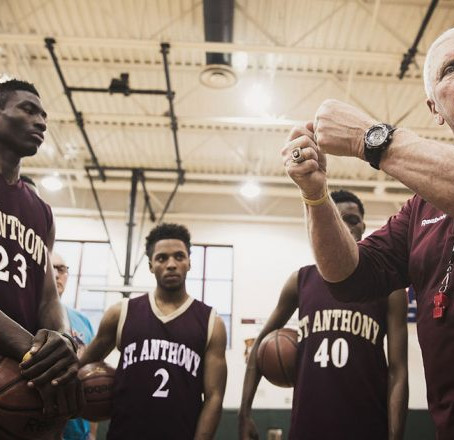 SGG episode #29: St Anthony's High School (NJ) Coach Bob Hurley is his players' coach for life
