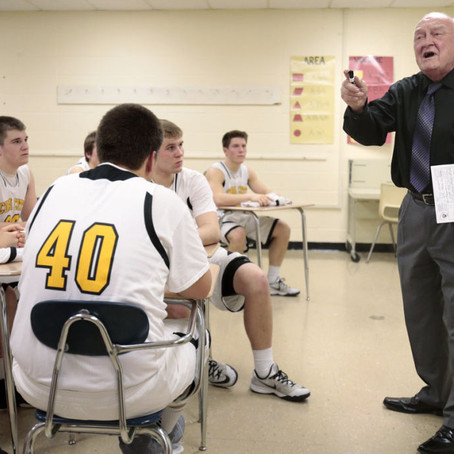 "SGG episode #37: Cuba City coach Jerry Petitgoue: ""A great coach can change a life"""