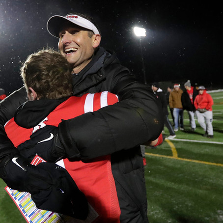 SGG #77: Kimberly HS (WI) football coach Steve Jones on servant-leaders and the habits of winners