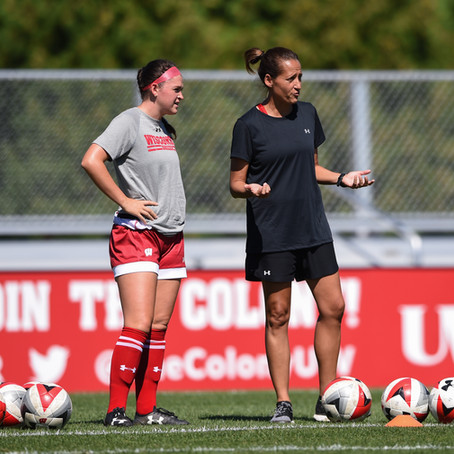 SGG episode #20: Wisconsin soccer coach Paula Wilkins defines effort for her players