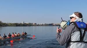 SGG episode #1: Wisconsin men's rowing coach Chris Clark is always pushing the rock uphill