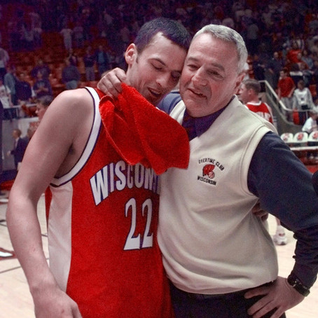 "#34: Coach Dick Bennett (part 2): ""You have to recruit guys you can lose with."""