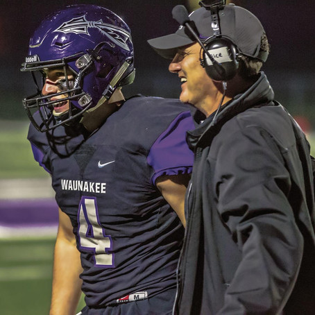 SGG episode #53: Waunakee HS (WI) head football coach Pat Rice always puts the kids first