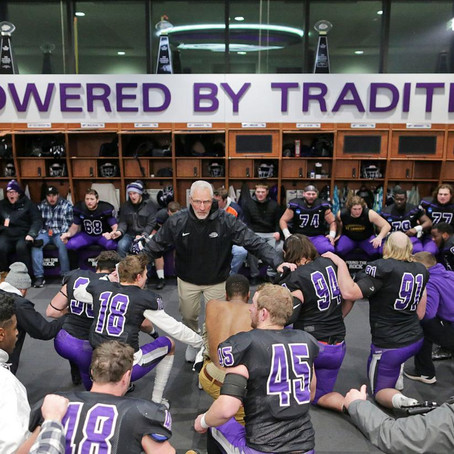 SGG #82: University of Wisconsin-Whitewater football Kevin Bullis is a teacher first
