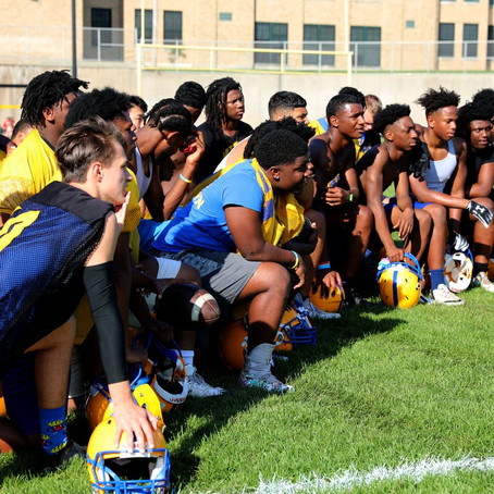 #76: Wquinton Smith on Rufus King High School and Milwaukee football
