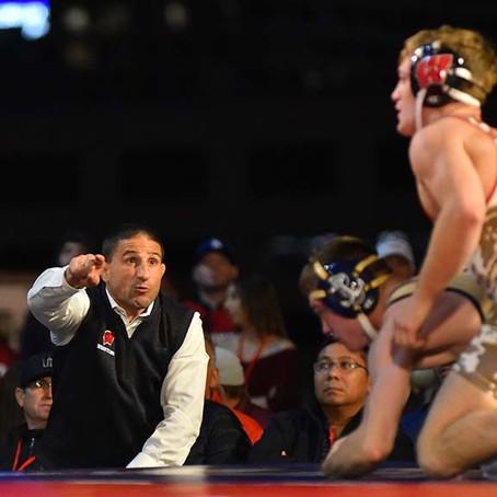 SGG episode #17: Wisconsin wrestling coach Chris Bono started wrestling at age five…