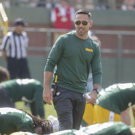 """SGG #97: Packers Coach Matt LaFleur: """"If you emphasize everything, you emphasize nothing"""" (RCS4)"""