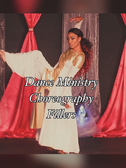 Choreography Fillers Video