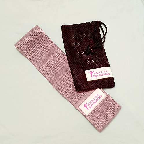 H.E.A.T. P.T. HOT BOOTIES Resistance Band (Size Small)