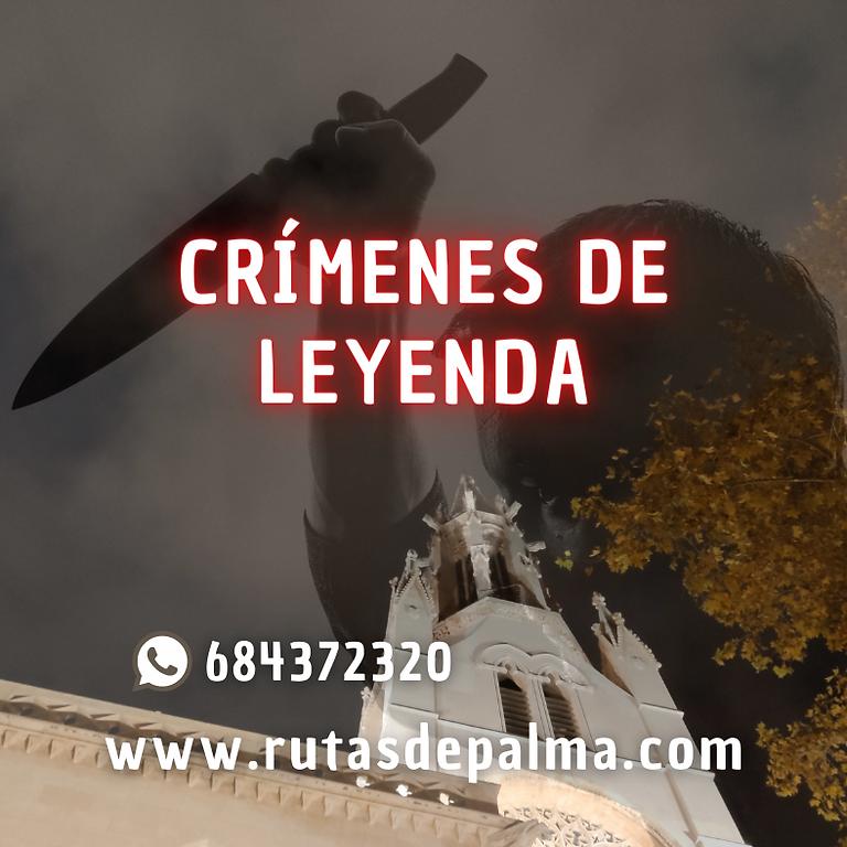 Crímenes de Leyenda