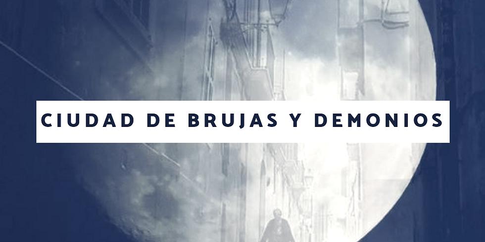 Ciudad de Brujas y Demonios     (1)