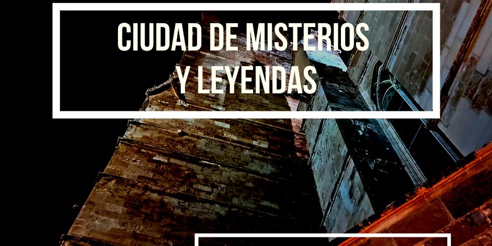 Ciudad de Misterios y Leyendas