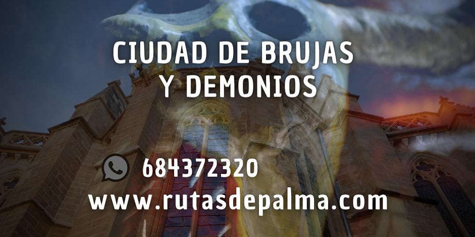 Ciudad de Brujas y Demonios