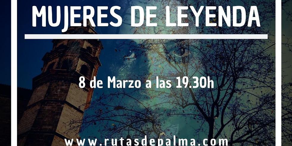 Mujeres de Leyenda