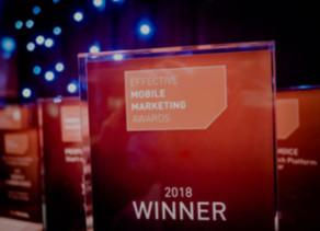 Creative Digital Agency Wins Multiple Awards at 2018 MMA Smarties