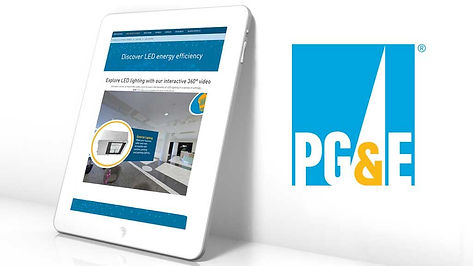 Creative Digital Agency ad for PGE