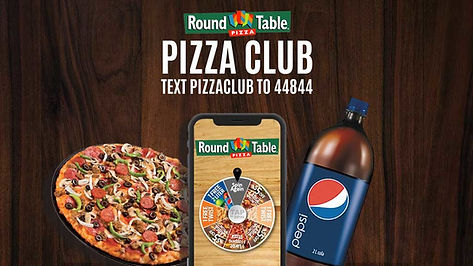Creative Digital Agency ad for Round Table
