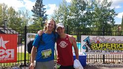 Alex&Anto_Superior Fall Trail Marathon_2016