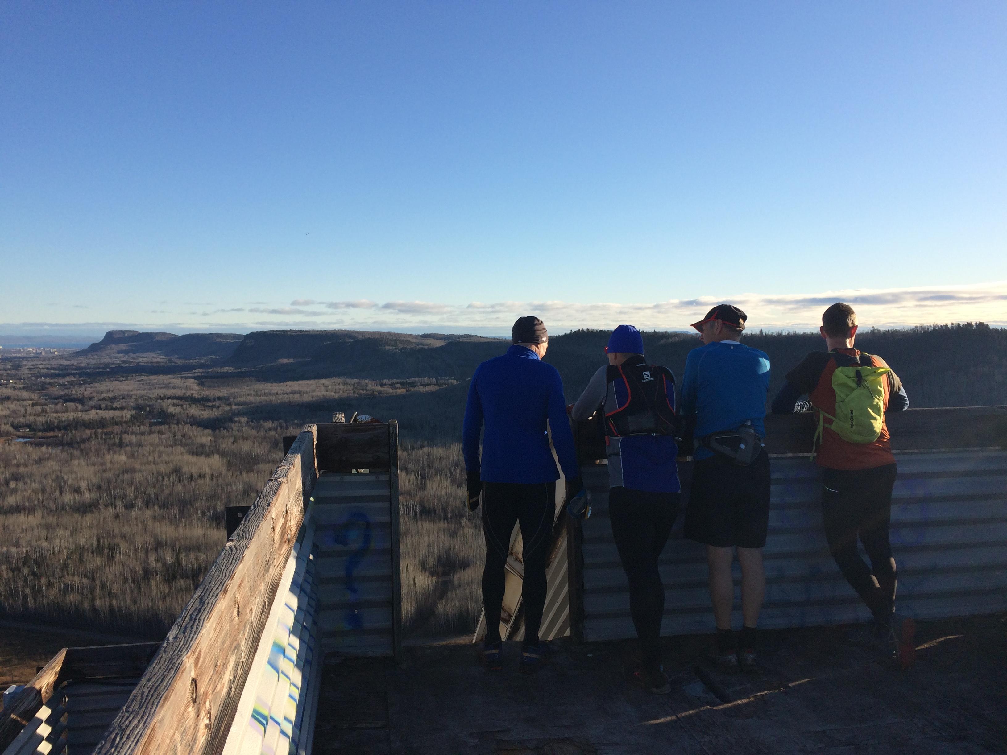 Remembrance Day Trail run_2016