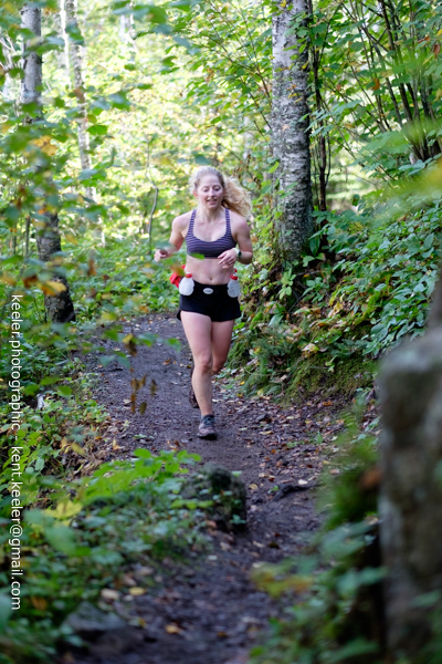 Rosie_Superior Fall Trail Marathon_2016
