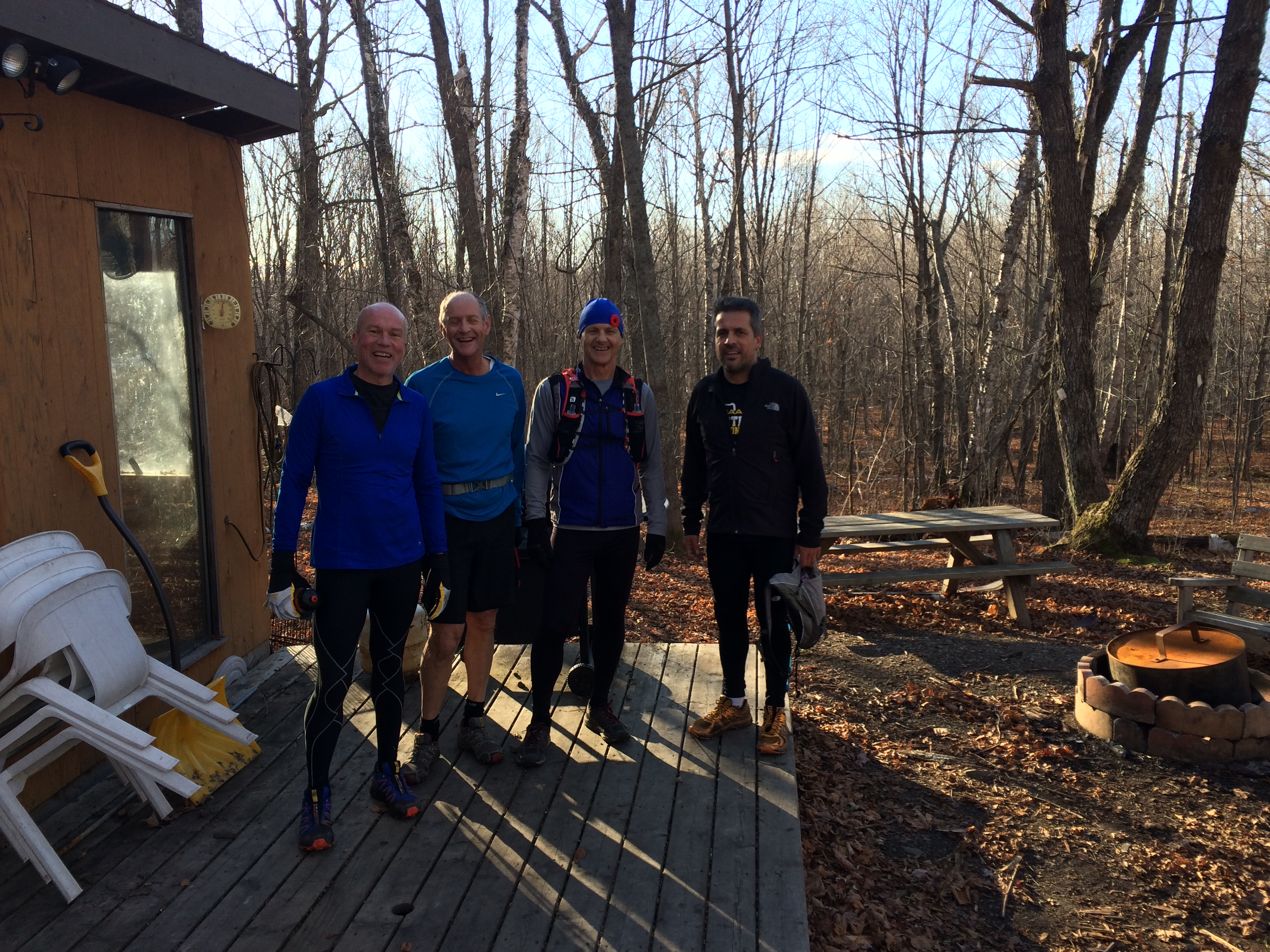 Mike, Bob, Jim, Steve_Novemberance Day Trail run_2016