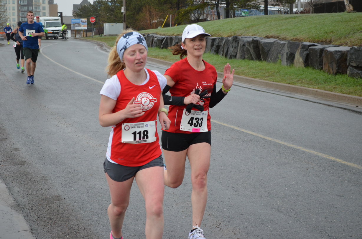 Rosie&Diana_Firefighters10mile_2015