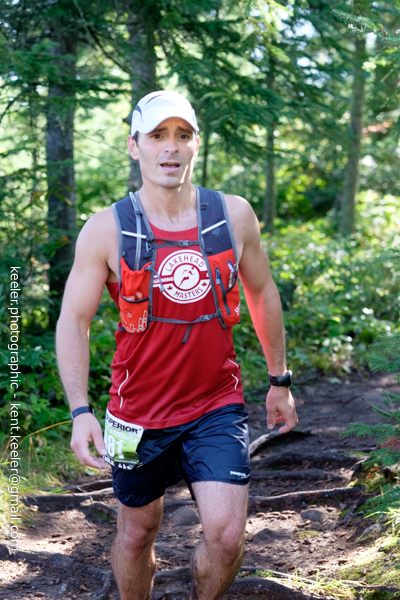 Antonio feeling the burn_Superior Fall Trail Marathon_2016