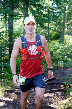 Antonio feeling the burn_Superior Fall Trail Marathon_2016