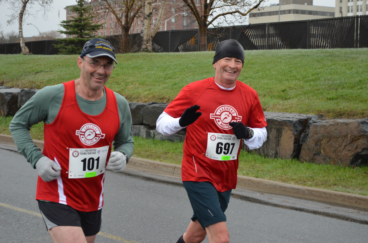 Ralph & Tim_Firefighters10mile_2015