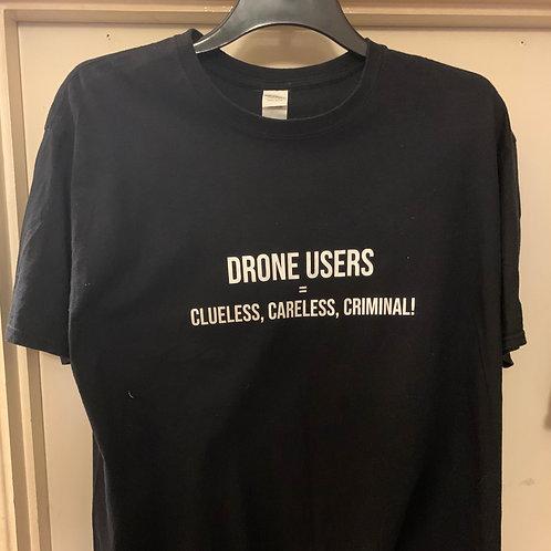 Clueless Careless Criminal T-Shirt