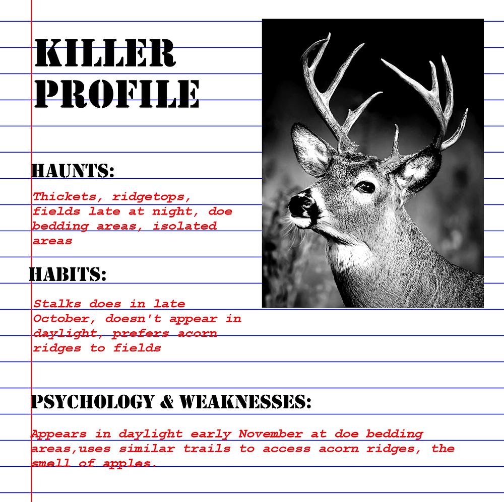 Profiling a Killer (Buck)