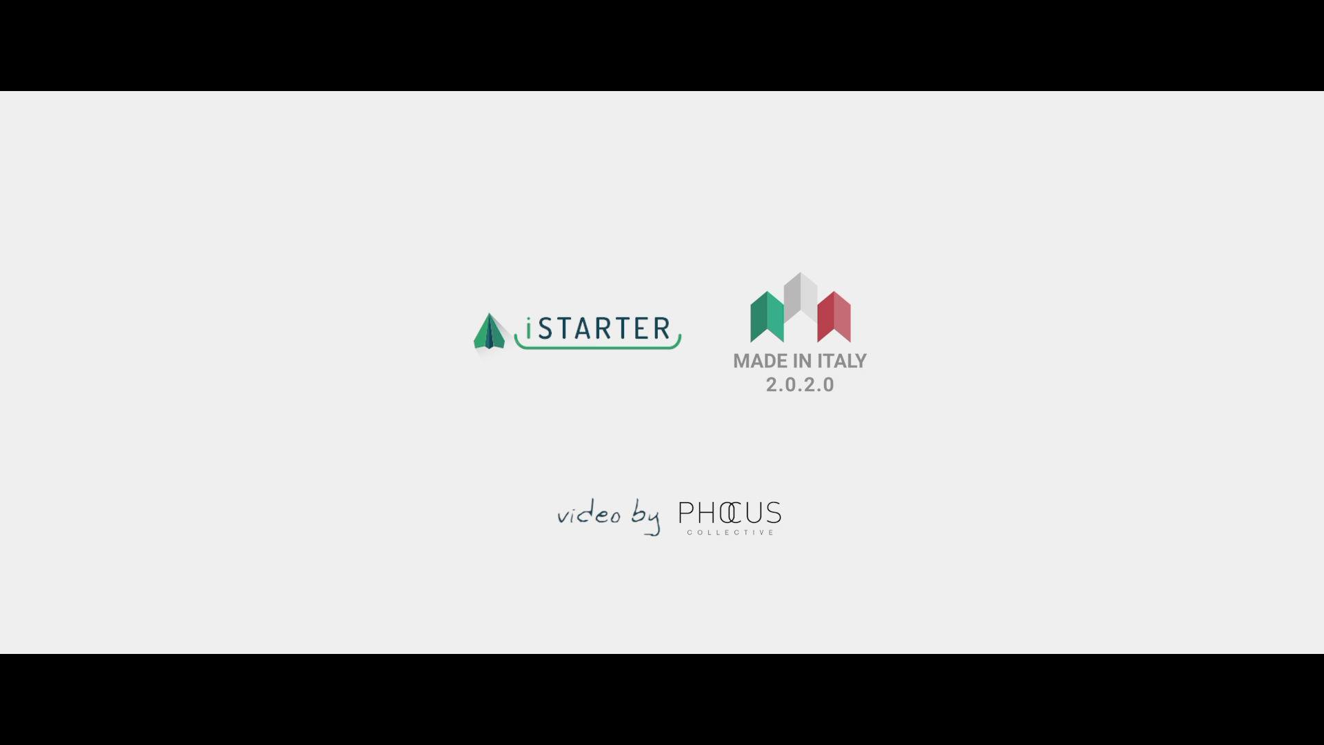 iStarter: Made in Italy 2.0.2.0 - Aftermovie