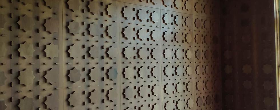 Individual 3D Wall