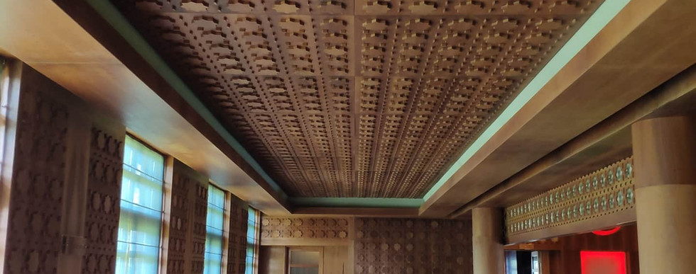 Individual 3D Ceiling
