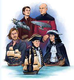 Captains (comissioned)