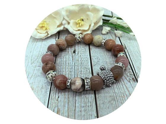 sun stone gemstone jewellery