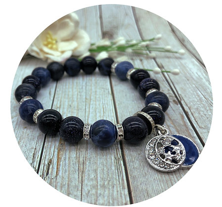 sodalite gemstone jewellery