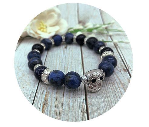 sodalite gemstone jewellery