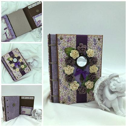 personalised notebook custom diary