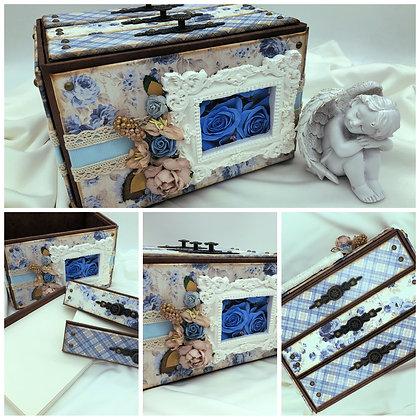 Photo box photo album