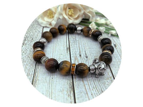 tigereye crystal jewellery