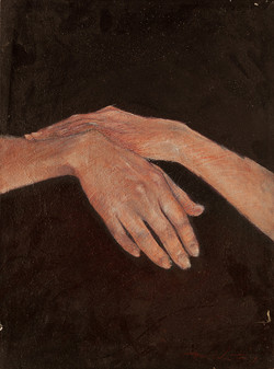 Hands, August 5th #11