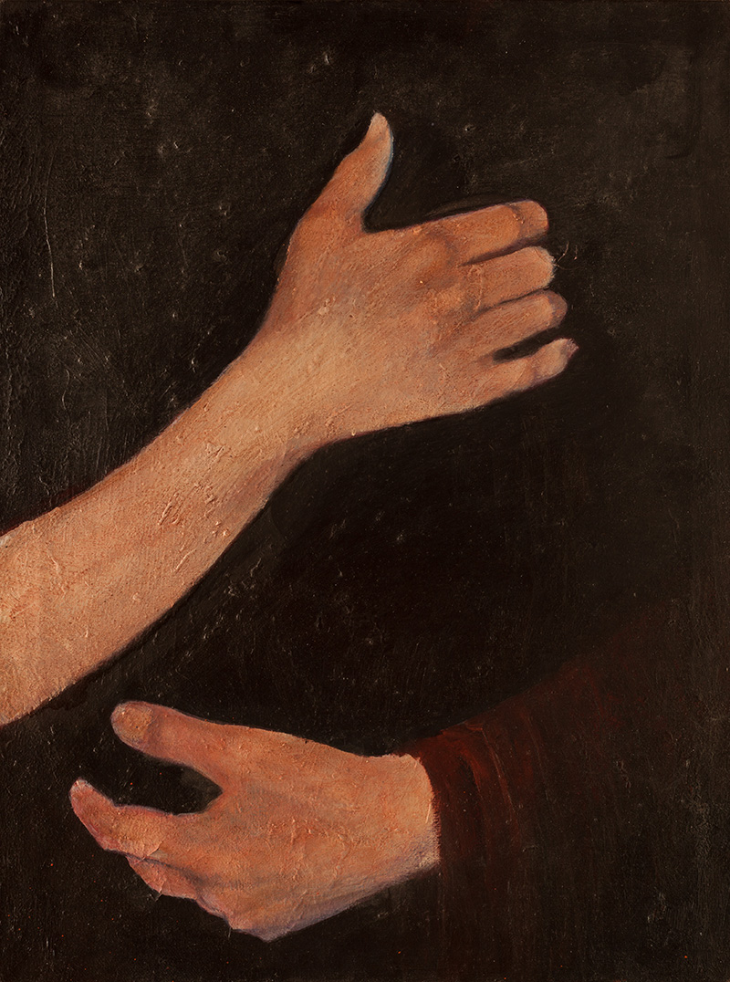 Hands, August 5th #9