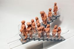 Escalator, view #7