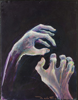 Hands, August 6th #7